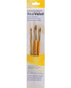 Princeton Value Brush Set #9100