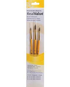 Princeton Value Brush Set #9100