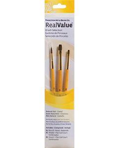 Princeton Value Brush Set #9101