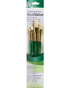 Princeton Value Brush Set #9112