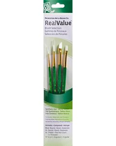 Princeton Value Brush Set #9117