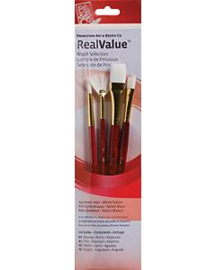 Princeton Value Brush Set #9120