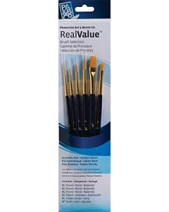 Princeton Value Brush Set #9132