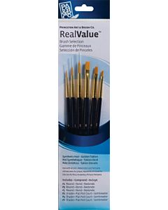 Princeton Value Brush Set #9137