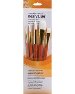 Princeton Value Brush Set #9152