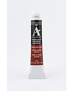 Grumbacher Academy Watercolor - 7.5ml - Indian Red Hue