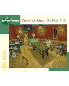 Night Café by Vincent van Gogh 500-Piece Puzzle