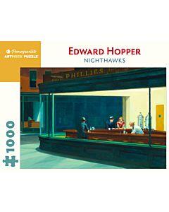 Edward Hopper: Nighthawks 1000-Piece Jigsaw Puzzle