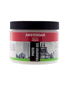 Amsterdam Acrylic Medium 500ml - Photo Transfer Gel