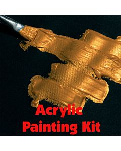 Art Activity Kit - Acrylic Painting