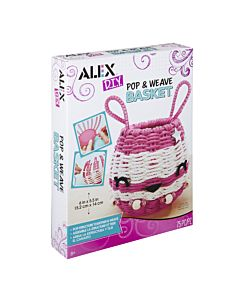 ALEX DIY Pop and Weave Basket