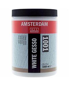 Amsterdam Acrylic Medium 32oz (1 Liter) - White Gesso