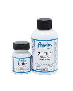 Angelus Acrylic Leather Paint - 1oz - 2-Thin