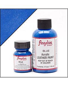 Angelus Acrylic Leather Paint - 1oz - Blue