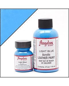 Angelus Acrylic Leather Paint - 1oz - Light Blue