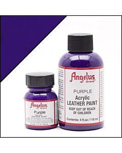 Angelus Acrylic Leather Paint - 1oz - Purple