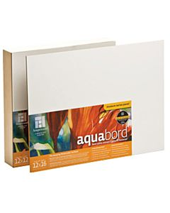 "Ampersand Aquabord 1/8"" Flat (4 Pack) 6x6"""