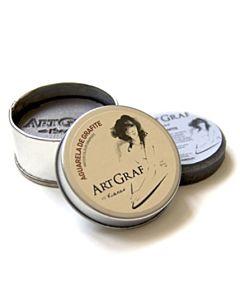 ArtGraf Water-Soluble Graphite Pan 60 gram Tin