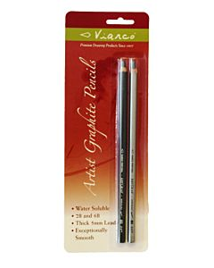 Artgraf Water Soluble Pencil 2B/6B