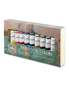 Gamblin Artist's Oil Color Introductory Set