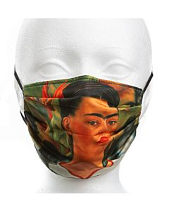 Art Mask Frida Kahlo