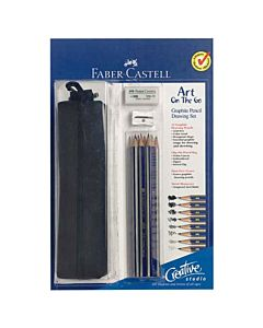 "Faber Castell ""Art On the Go"" Set"