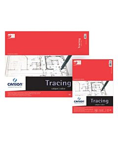 Canson Tracing Pad (80#) 9x12""