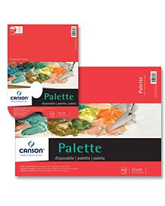 """Canson Pad-O-Palette 9x12"""""""