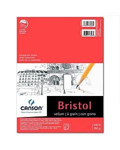 Canson Bristol Vellum 14x17 - 15 Sheets
