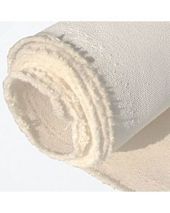 "11.5oz Unprimed Canvas (Raw) 96"" x 6yd"