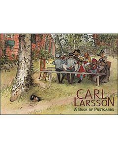 Carl Larsson Postcard Book