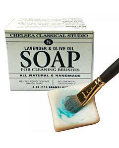 Chelsea Classical Studio - Lavender Oil Soap 4oz