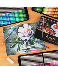 Cezanne Premium Colored Pencil Tin Set of 120