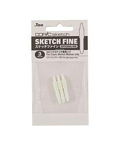 Copic SKETCH FINE TIP NIB 3-Pack