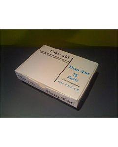 """Color-Aid Duo Tac 4.5X6"""" Bx75"""