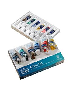 Winsor & Newton Cotman 6 Tube 8ml Intro Set