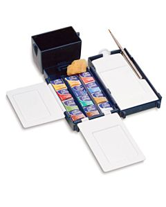 Winsor & Newton Cotman Water Colour Field Box Set of 12 Half Pans