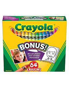 64 Ct Crayons