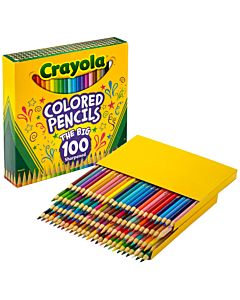 100CT COLORED PENCELS