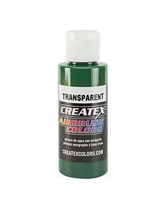Createx Transparent 4oz Brite Green 5109
