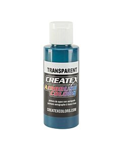 Createx Transparent 4oz Aqua 5111