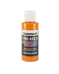 Createx Transparent 4oz Sunrise Yellow 5113