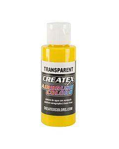 Createx Transparent 4oz Brite Yellow 5114