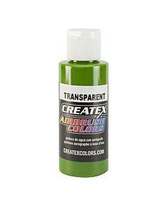 Createx Transparent 4oz Tropical Green 5116