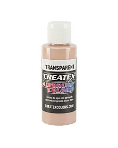 Createx Transparent 4oz Peach 5125