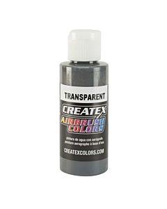 Createx Transparent 4oz Medium Gray 5129