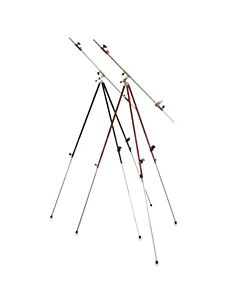 Napoli Easel with Carrying Case - Red