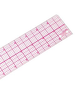 "C-Thru Graph Ruler - 1"" x 12"""
