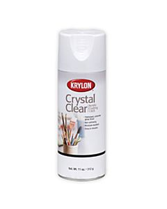 Krylon Acrylic Crystal Clear Spray 11oz Can