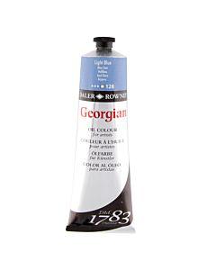 Georgian Oil Color - 225ml Tube - Light Blue